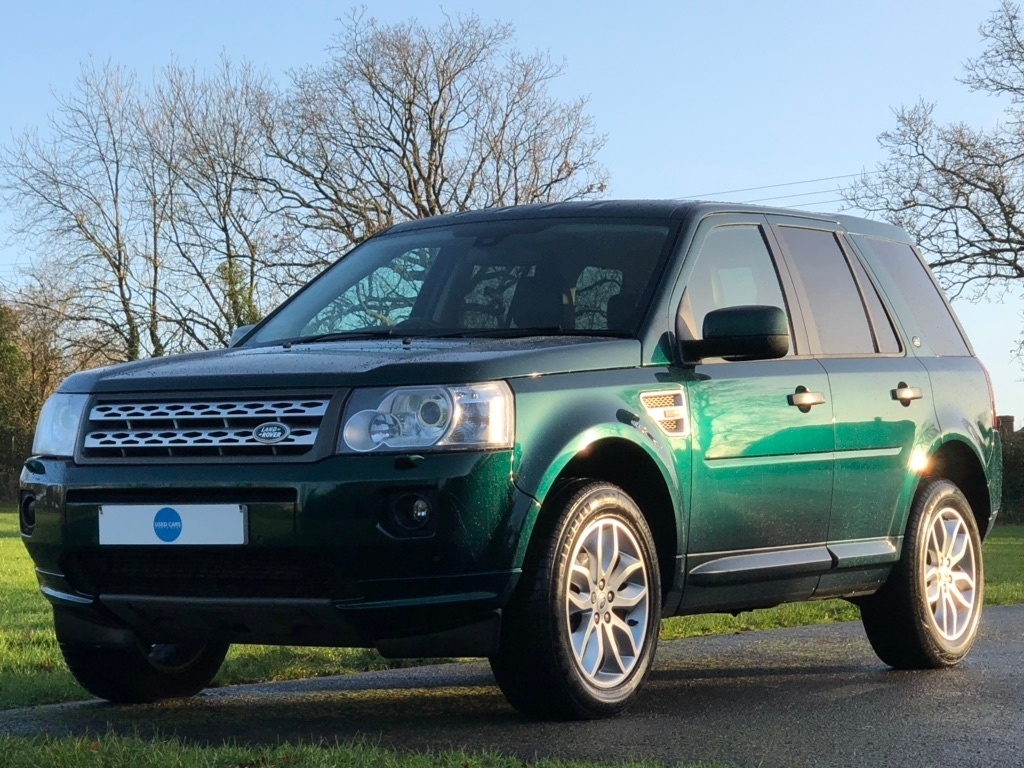 LAND ROVER 2011 Green LAND ROVER FREELANDER 2 2.2 SD4 XS Station Wagon 5dr for sale for £8795 in Bristol, City Of Bristol